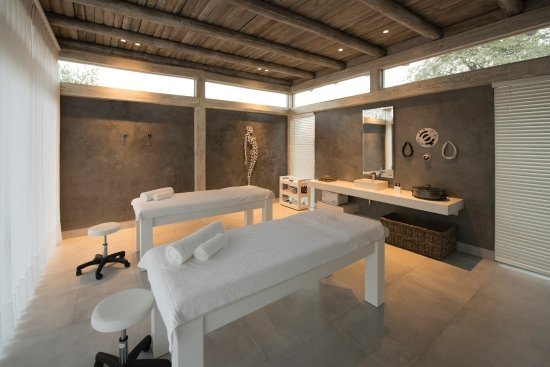 Kapama Karula: Karula Spa Wellness Centre treatment room