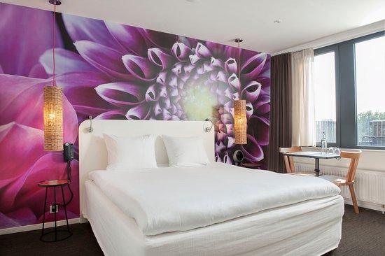 Conscious Hotel Vondelpark: Double room