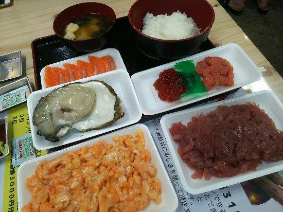 Foto de Shiogama Seafood Market