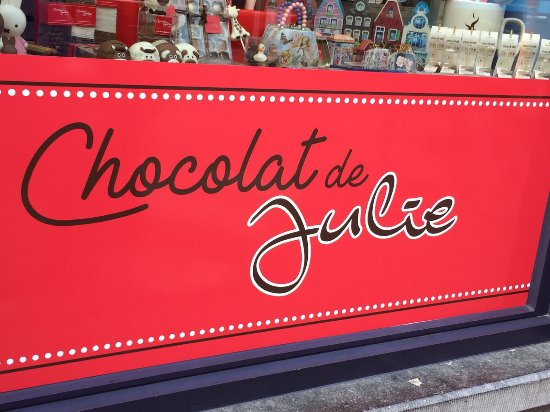 Julie's Chocolate House