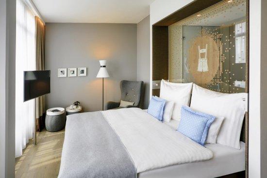 Perfektes Hotel Fur Allianz Arena Spiel Besuch Steigenberger Hotel