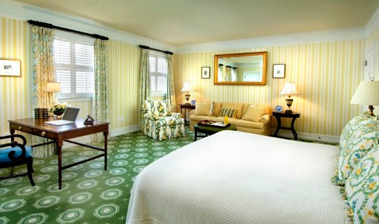 Hot Springs, VA: Premier Room