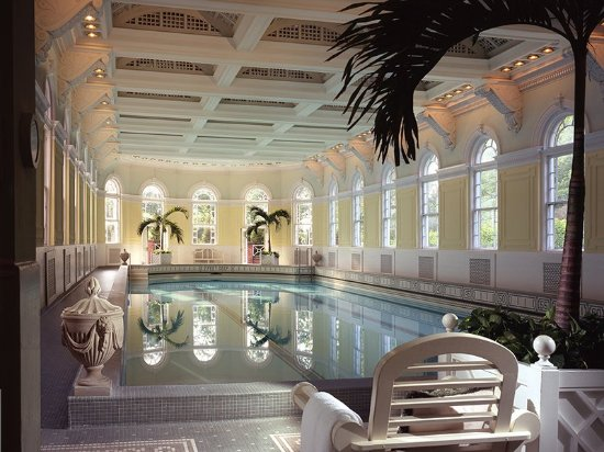 Hot Springs, VA: Indoor Pool