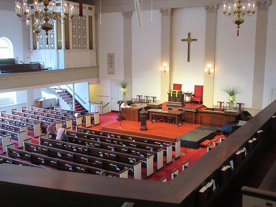 Park Street Church Boston Tripadvisor