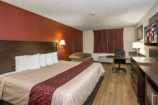 Hermitage, بنسيلفانيا: King Suite