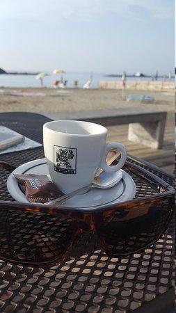 Hotel delle Rose : Hotel con bar annesso in riva al mare . Fabio