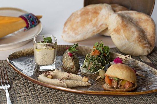 Le Meridien Jakarta: Appetizer - Middle East Dish