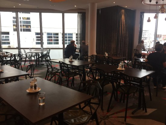 Clarion Collection Hotel Aurora: Sala pranzo\colazione