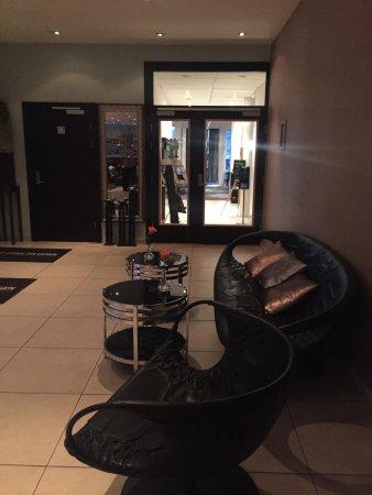 Clarion Collection Hotel Aurora: ingresso hall