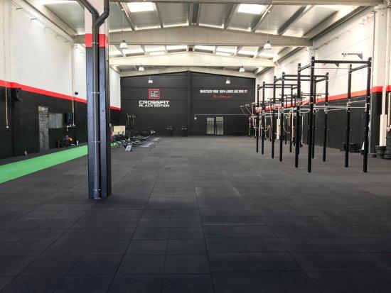 CFBE CrossFitBlackEdition