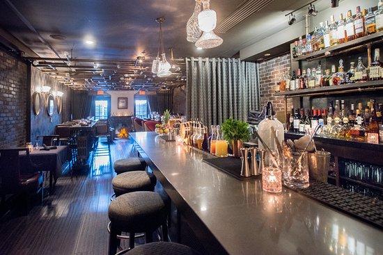 The Graham Georgetown: The Alex Cocktail Cellar and Speakeasy