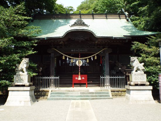 Soga Shrine