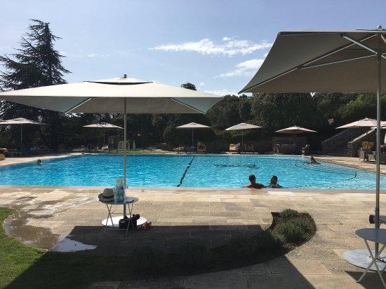 Petit hôtel très calme proche de Gordes