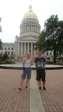 West Virginia Veterans Memorial: The State Capital
