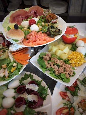 Specialit di pesce e piatti freddi estivi per tutti i for Ricette piatti freddi