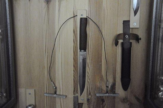 Музей КГБ: דוגמה לנשקים