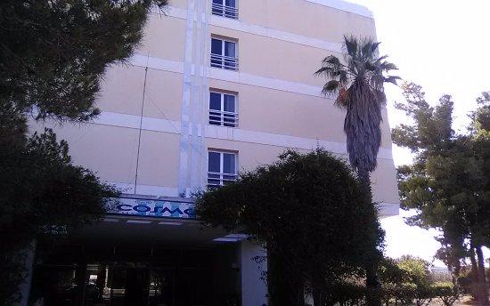 Cosmos Hotel: esterno