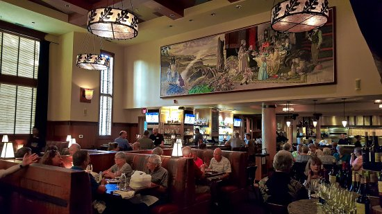 Heathman Lodge: Hudsons Bar and Grill