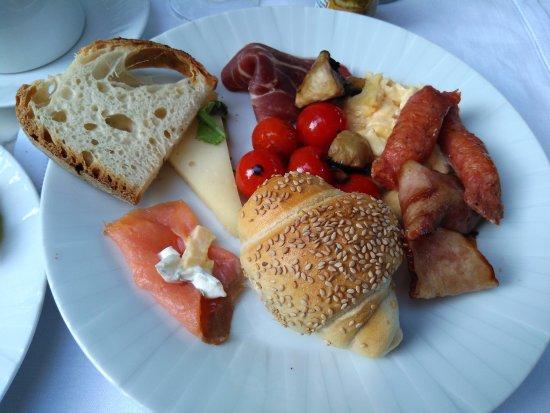 Hotel Majestic Roma: 朝食