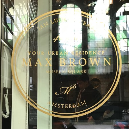 Max Brown Hotel Museum Square : MAX BROWN Museum Square Hotel