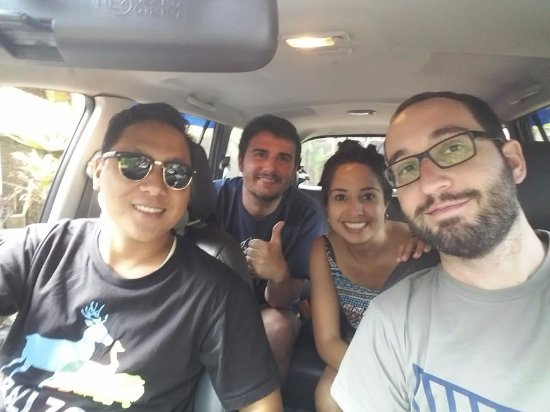 Ubud Friendly Driver: Thank you Latra, you are the best!!