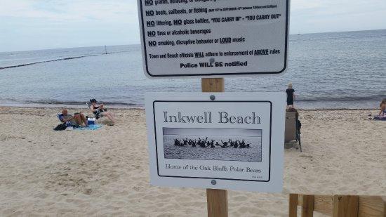 Inkwell Beach Oak Bluffs