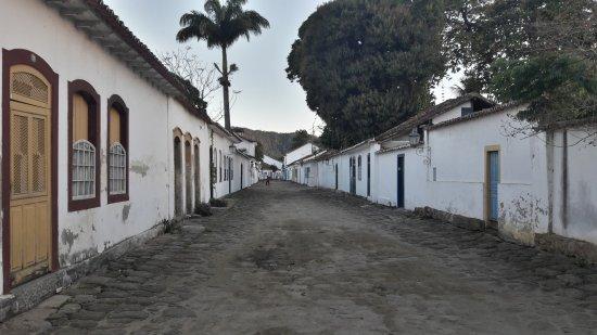 Pousada Naus De Paraty: Centro histórico de Paraty