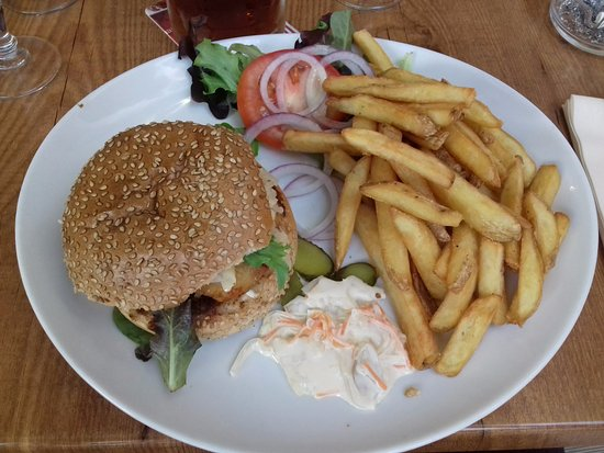 Cap Horn : Burger César !