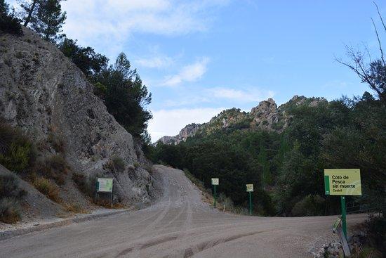 Castril De La Pena, Spain: Sendero de la Magdalena