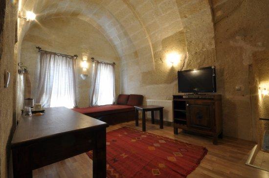 Ortahisar, Turkey: Konak Suit,Oturma Alanı