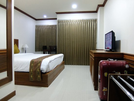 Airport Resort & Spa: ホテル棟7F Standard Double Room