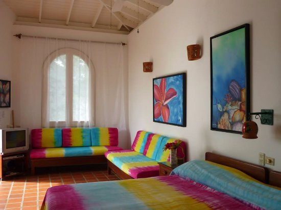 Arnos Vale, Tobago: Cabana