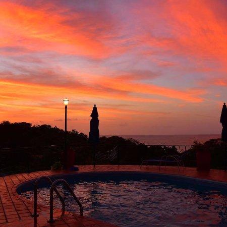 Arnos Vale, Tobago: Sunset