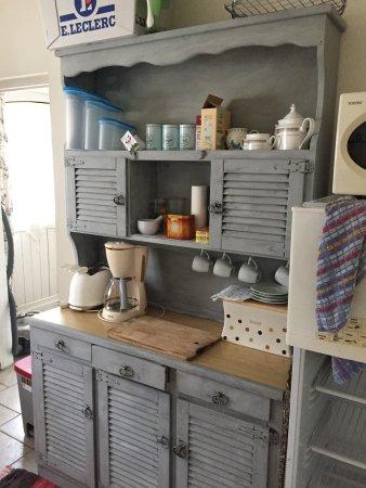 Maubourguet, Γαλλία: Cottage kitchen
