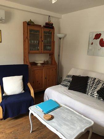 Maubourguet, Γαλλία: Cottage salon