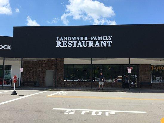 The Landmark Family Restaurant Fairport Road East Rochester Ny
