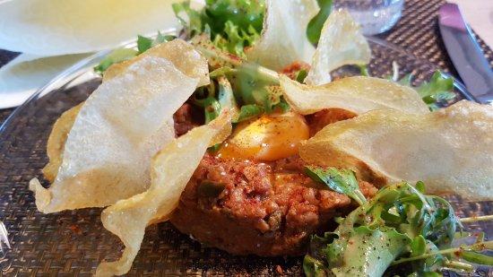 Leibnitz, Austria: Beef Tartar
