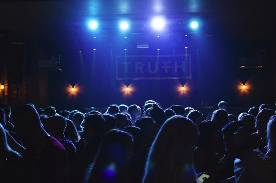 Leven, UK: Truth Dancefloor