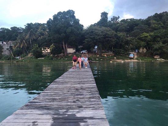 Ribiera del Lago Petén Itza: photo1.jpg