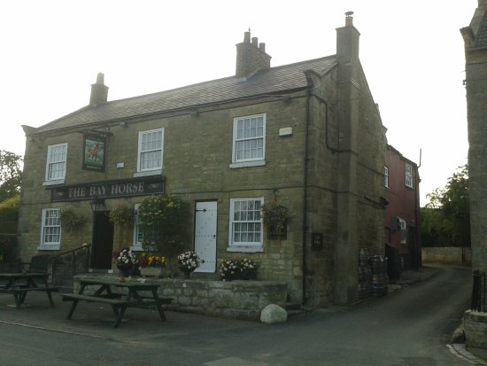 Rainton, UK: The front of the Inn