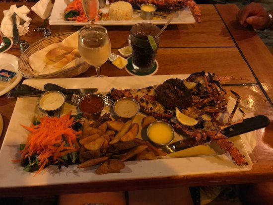 photo0.jpg - Picture of Skipjack's Seafood Grill, Bar & Fish Market, Simpson Bay - TripAdvisor