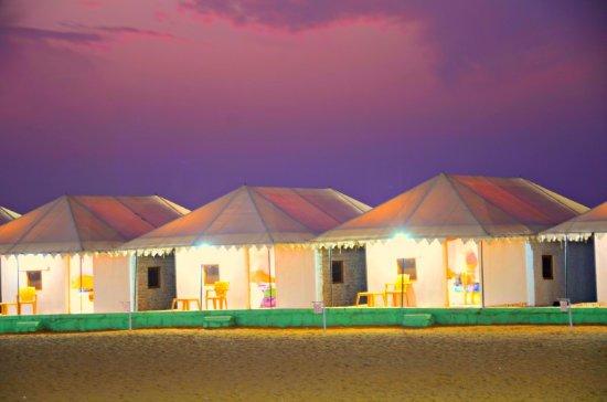 Best desert safari Camp In Rajasthan - Review of Maharaja