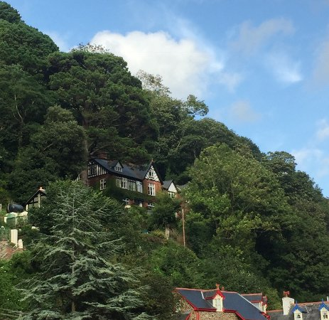 The Heatherville Hotel Lynmouth England Omd Men Och Prisj Mf Relse Tripadvisor