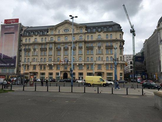 Warschau Hotel Polonia Palace