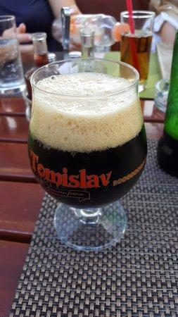 Murter Island, Croatia: croatian dark bier. my advice