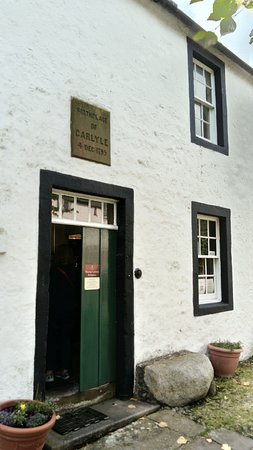 ‪‪Thomas Carlyle's Birthplace‬: Carlyle's Birthplace‬