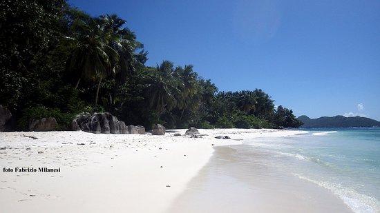 """Port Glaud, Seychelles: La spiaggia di """"Robinson"""""""