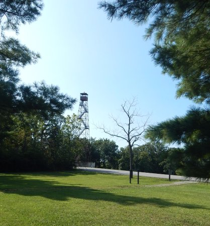 Bluffton, IN: firetower