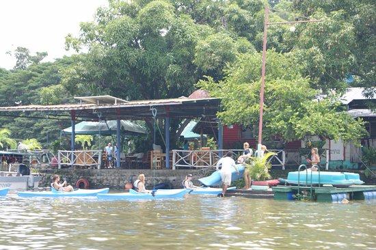 Lake Nicaragua 사진