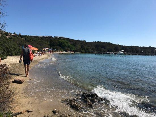 Spiaggia Porto Mannu: Spiaggia